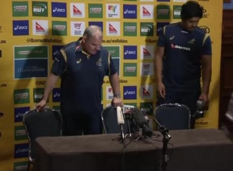 News video: Wallabies Unchanged for Re-Match with New Zealand