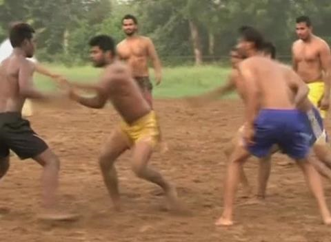 News video: Organisers Hope That a NEW Kabaddi League Will Continue to Grow in India
