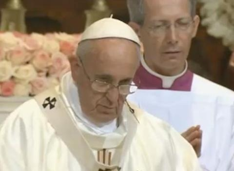 News video: Pope Francis Endorses Force Against ISIS